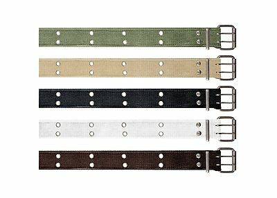 Rothco Vintage Belt W/ Double Prong Buckle