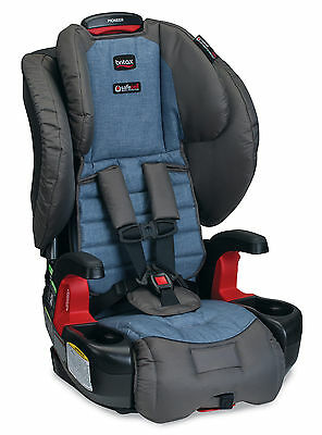 Britax Pioneer G1.1 Booster Car Seat With Harness in Pacifica New!