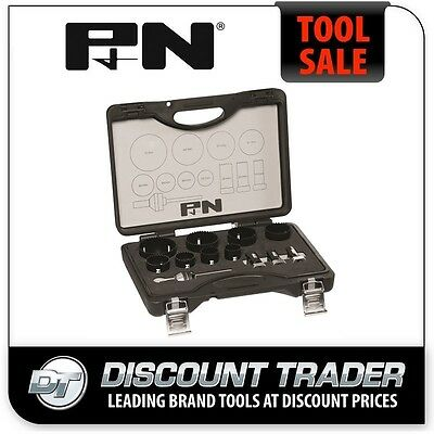 P&N 11 Piece Maintenance Cobalt Holesaw Set 9107596