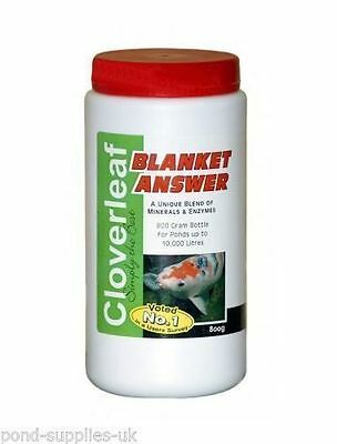 Cloverleaf Blanket Answer Pond Water Weed Removal Treatment 800g
