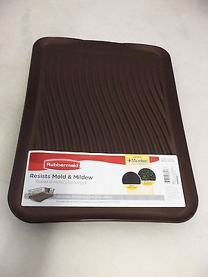 Rubbermaid 1855237 Large Universal Drain Board  Tray Short End Bronze New