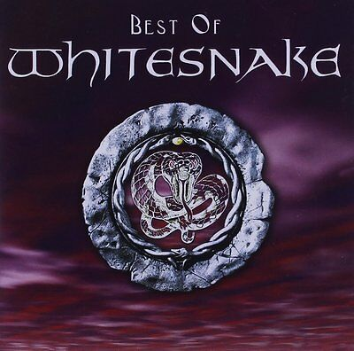 WHITESNAKE THE BEST OF: CD ALBUM (Greatest Hits)