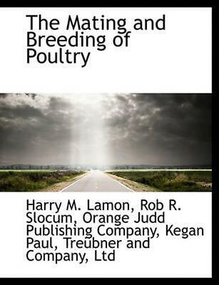 Mating and Breeding of Poultry by Harry M. Lamon (English) Paperback Book Free S