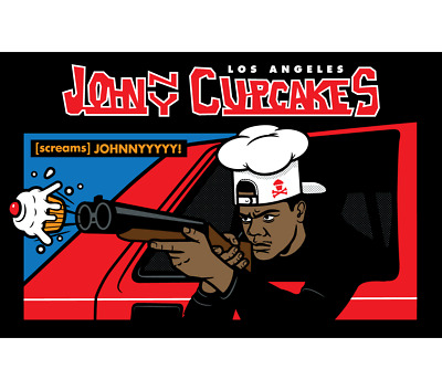 Johnny Cupcakes Posters
