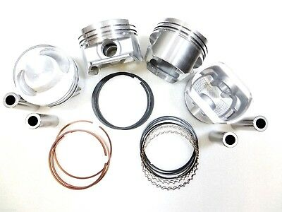 ".040/"" 02-07 5.7L for Hemi Chrysler Dodge Jeep V8 Upgraded Piston//OES Ring Kit"