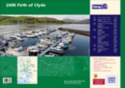 IMRAY CHART PACK 2900 FIRTH OF CLYDE - Latest 2013 Edition - NEW
