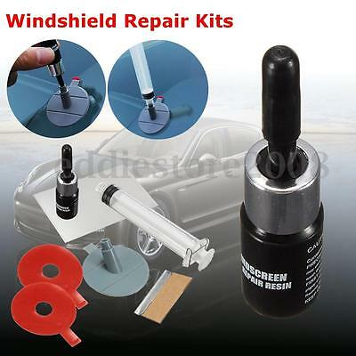 Car Auto Windscreen Windshield Repair Tool DIY Kit Wind Glass For Chip & Crack