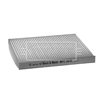 Borg & Beck Cabin Filter Interior Air Pollen Genuine OE Spec Service Replacement