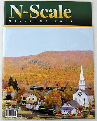 N Scale Magazine - May/June 2015