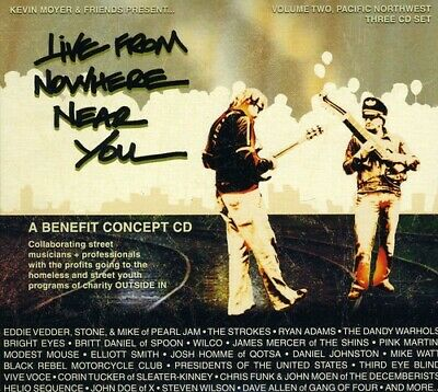Vol. 2-Live From Nowhere Near You - 3 DISC SET - Live From Nowhe (2011, CD NEUF)