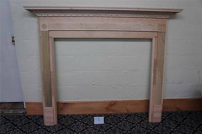 Wooden European Style Carved New Fireplace Mantel - Mantel 5.