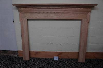 Wooden European Style Carved New Fireplace Mantel - Mantel 4.