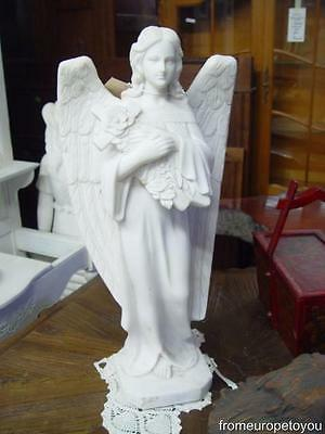 Marble Mother Of Mary Hand Carved Statue Ch004