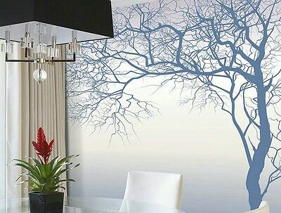 3D Art Trees 1 Wall Paper Wall Print Decal Wall Deco Indoor wall Murals