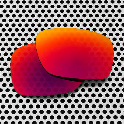 New Volt Polarized Ruby Replacement Lenses for Oakley Holbrook