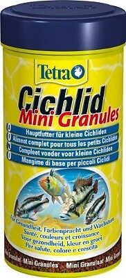 Tetra - 146518 - Cichlid Mini Granules - 250 ml - Aliment complet pour NEUF