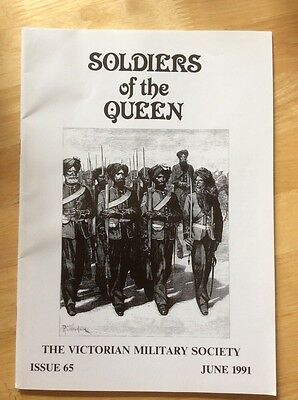 Soldiers of the Queen - Victorian Military Society #65 - The Christino Army