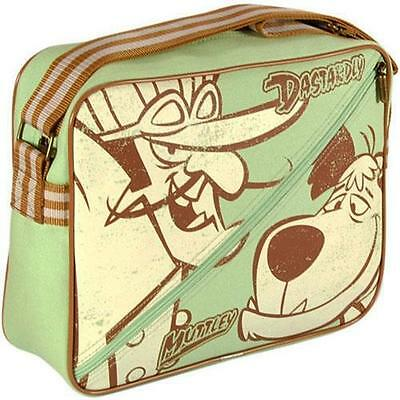 Penelope Pitstop - Dastardly And Muttley Fully lined canvas Sports Bag / Holdall