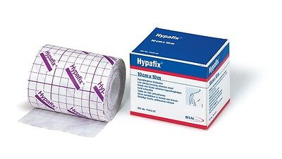 Hypafix Self Adhesive Dressing Retention Tape (10cm x 10m)