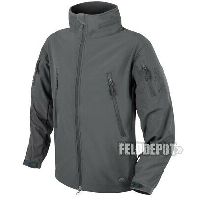 Helikon Tex Gunfighter Shark Skin Soft Shell Jacke Shadow Grey Outdoor