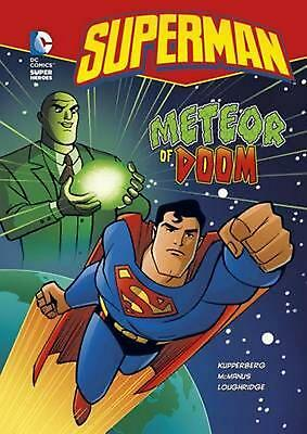 Meteor of Doom by Paul Kupperberg (English) Paperback Book Free Shipping!