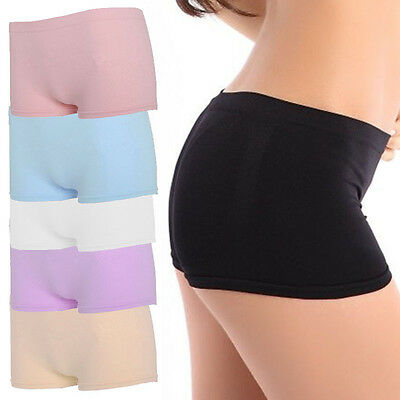 New Women Pure Yoga Sports Gym Pants Casual soft Waistband Skinny Shorts Pants