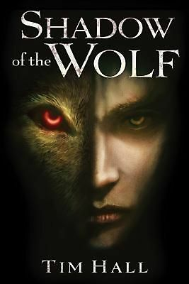Shadow of the Wolf by Tim Hall (English) Hardcover Book Free Shipping!