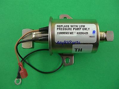Genuine Onan A047Z224 RV Generator KVC Fuel Pump 149-2331-03 A029G426