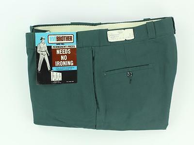 NOS vtg 50's 60s work pants by FIVE BROTHER 40 x 29 super twill union deadstock
