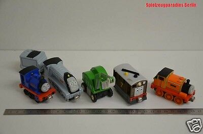 6 ) 5x Thomas Freunde Billy Toby Alfie Sir Handel Spencer Metalloks Take Along #