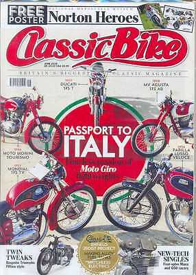 CLASSIC BIKE -June 2015- (NEW)*Post Included To UK/Europe/USA/Canada