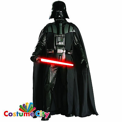 Star Wars Official Supreme Collectors Edition Darth Vader Fancy Dress Costume
