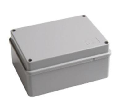 1 x Outdoor Waterproof 150x110x70mm PVC Adaptable IP56 Junction Box Enclosure