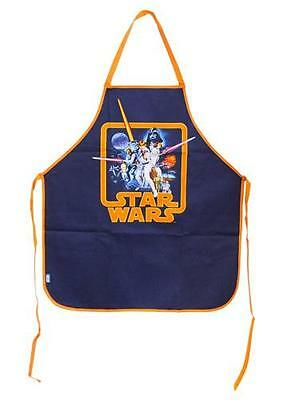 Star Wars - A New Hope Cotton Adult Size Apron - New & Official Lucasfilm Ltd
