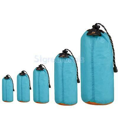 Outdoor Camping Travel Dry Sack Waterproof Storage Bags Pouch Blue 2/5/16/23/30L