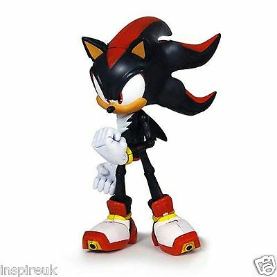 Sonic the Hedgehog Action Figure 20th Anniversary Super Poser Shadow 15 cm