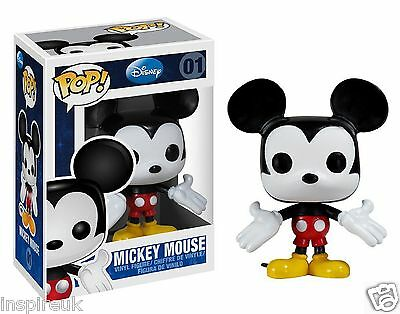 Disney POP! Vinyl Figure Mickey Mouse 9 cm Catoon
