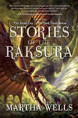 Stories of the Raksura by Martha Wells Paperback Book (English)