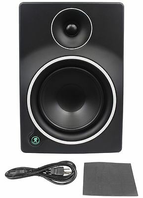 """Mackie MR6mk3 6.5"""" Powered Active Studio Mixing Reference Monitor"""