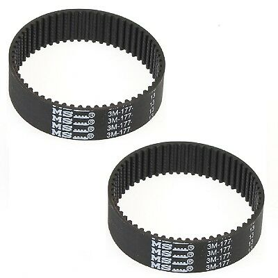 2 x Quality Toothed Planer Drive Belt For Black & Decker KW715, KW713, BD713