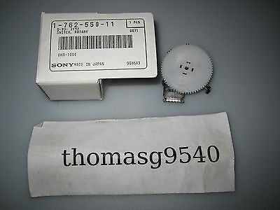 Original Replacement Part sony 1-762-550-11 12 Month Warranty