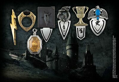 Harry Potter Set 7 Segnalibro The Horcrux Collection Bookmarks Noble Collection