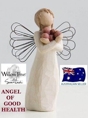 Willow Tree ANGEL OF GOOD HEALTH Figurine By Susan Lordi By Demdaco NEW IN BOX