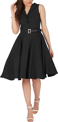 SALE /'Ruby/' Vintage Infinity 1950/'s Floral Full Circle Rockabilly Swing Dress
