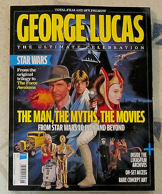 GEORGE LUCAS Ultimate Celebration The MAN The MYTHS The MOVIES Star Wars RARE
