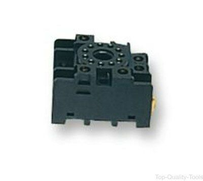 Omron Industrial Automation,pf113A-E,socket, Din/surface, 11 Pin, Relay