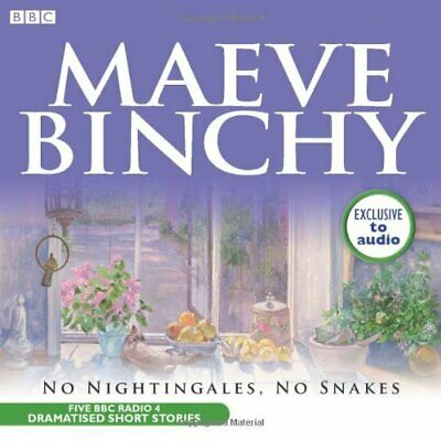 No Nightingales, No Snakes (BBC Audio), Binchy, Maeve CD-Audio Book The Cheap