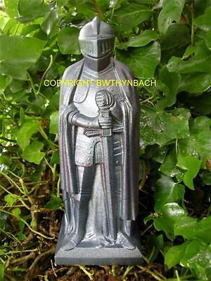 New Rubber Latex Mould Moulds Mold To Make A Medieval Knight Statue Ornament