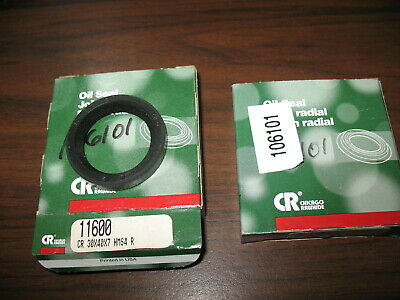 New Chicago Rawhide 11600 Oil Seal