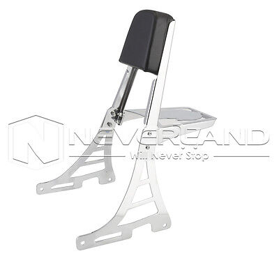 Sissy Bar Seat Backrest Stay For 04-15 14 Harley Sportster XL883 C XLH883 XL1200